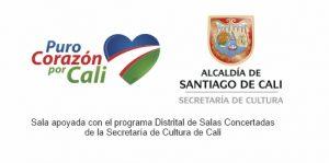 Sala apoyada por el programa distrital de salas concertadas de la secretaría de cultura de Cali